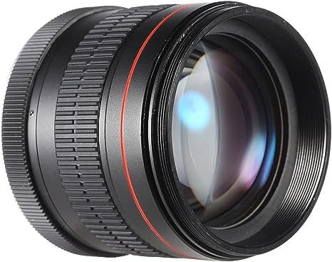 Andoer® Kelda 85mm f / 1.8 Objetivo de Lente de Retrato para Canon ...