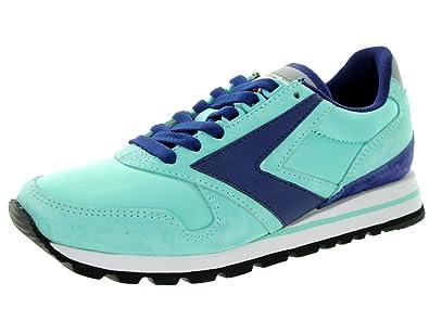 Brooks Women's Chariot AquaSky/BlueRibbon Running Shoe 6.5 Women US