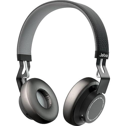 Jabra Move Wireless Bluetooth On-Ear Headphones - Black