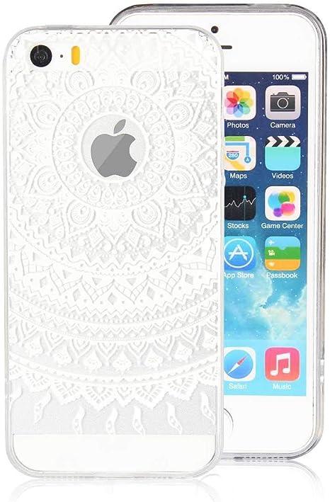custodia iphone 7 bianca