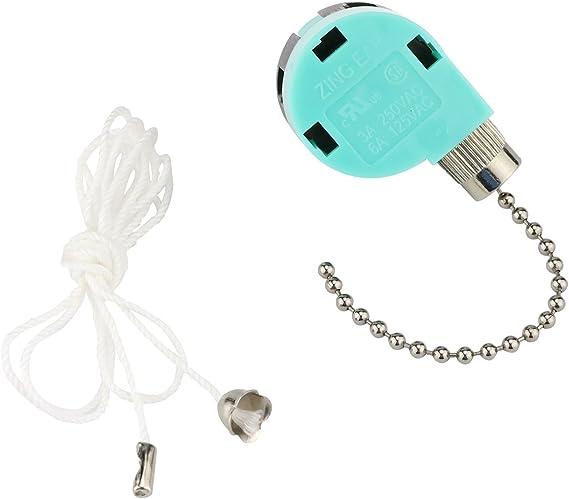 Aoprofree - Interruptor de ventilador de techo E-268S6 E-208S6 ...