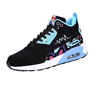Amazon.com: Clearance for Shoes,AIMTOPPY Womens High-Top ...