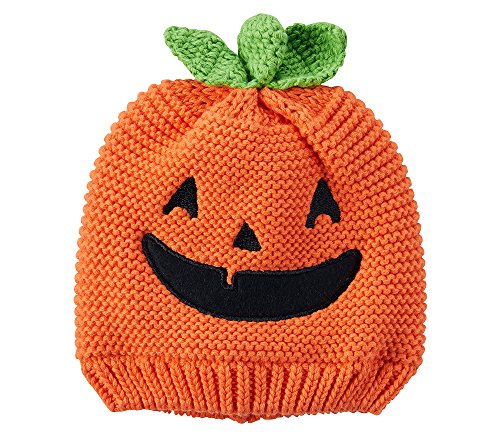 Carter's Baby Pumpkin Face Hat 0-3 Months]()