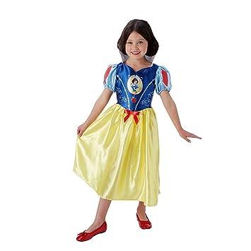 Disfraz infantil oficial de Disney de Blancanieves, de la marca Rubies