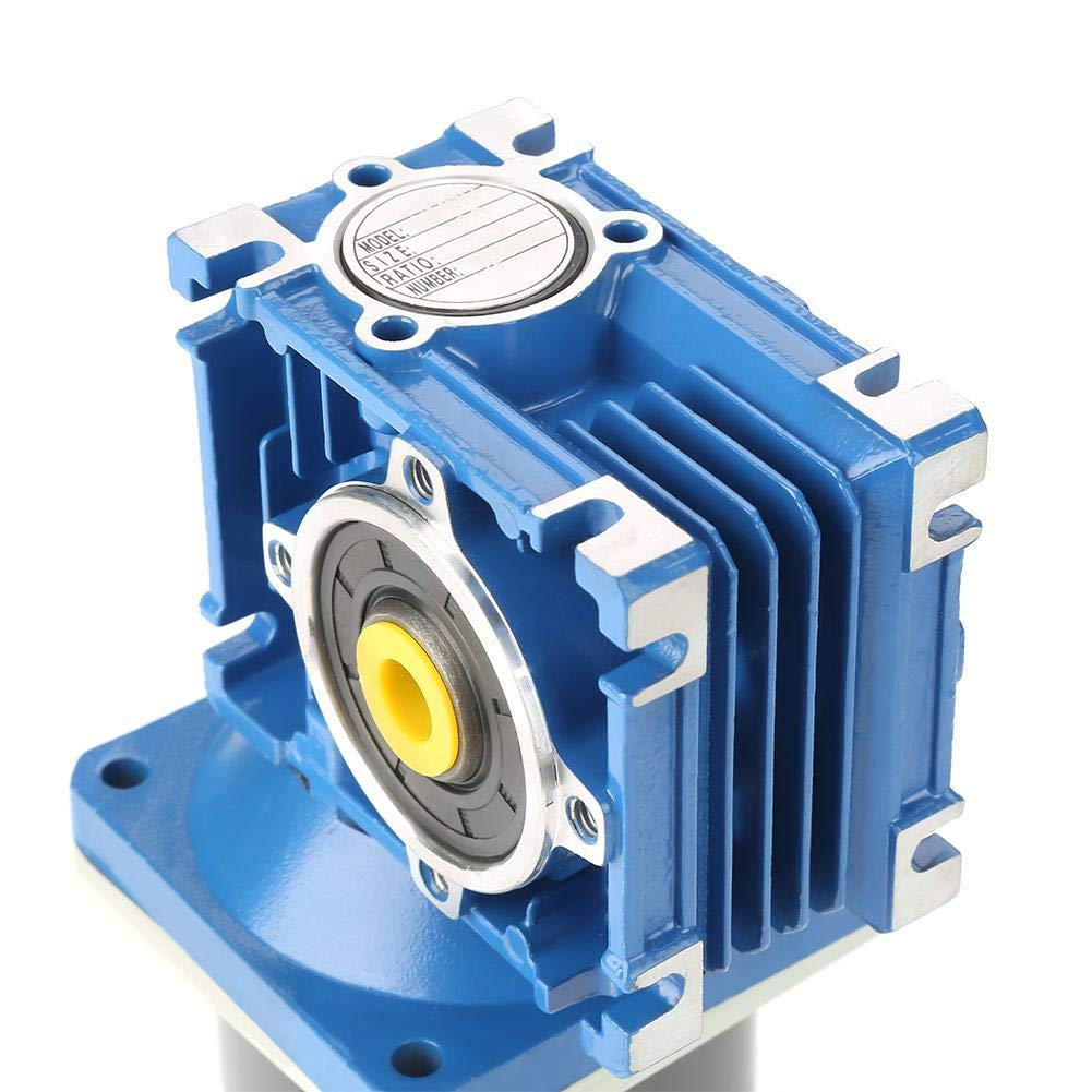 DC24V 90W 5D90GN-RV30 Worm Speed Adjustable with Self-Locking DC Gear Motor 15k