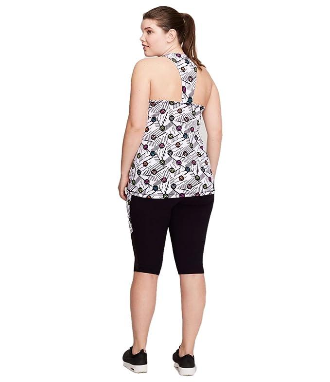 b39e5e178be86 Lane Bryant Livi Logo Active Tank Top at Amazon Women s Clothing store
