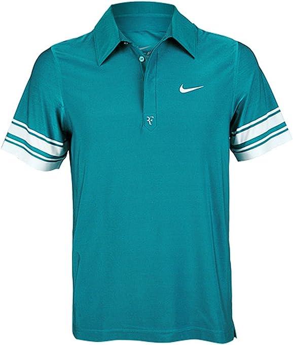 Roger Federer Nike todo corte francés arcilla RF tenis ...