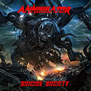 Suicide Society (Deluxe Edition 2CD)