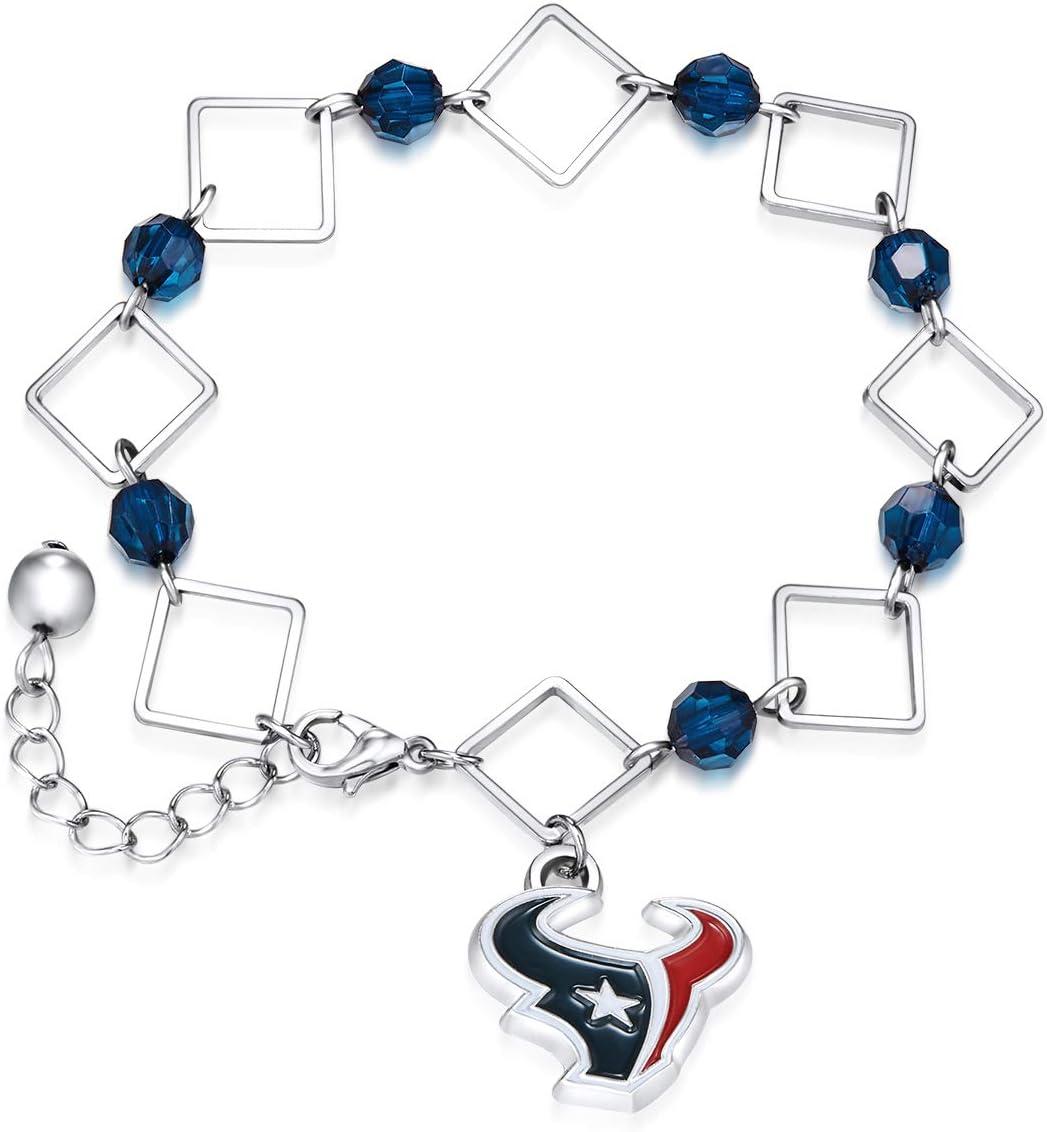 NFL Box Link Bracelet