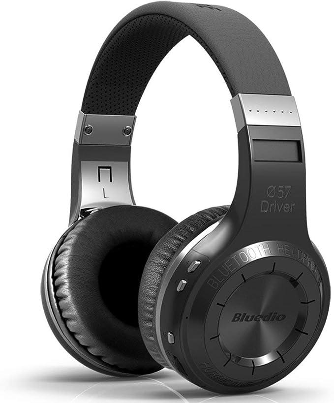 Bluedio Ht Wireless Bluetooth 5 0 Stereo Headphones Amazon Co Uk Electronics