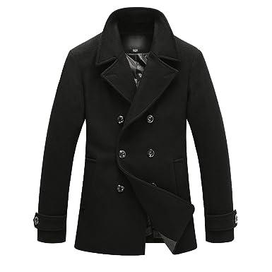 Mantel jacke herren kurz