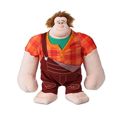 Disney Ralph Plush - Ralph Breaks The Internet - Medium: Toys & Games [5Bkhe0304908]
