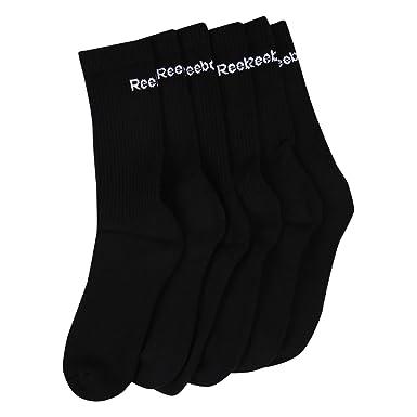 Men's Clothing Reebok Performance Crew Cushioned Sport Socks 3 Pack