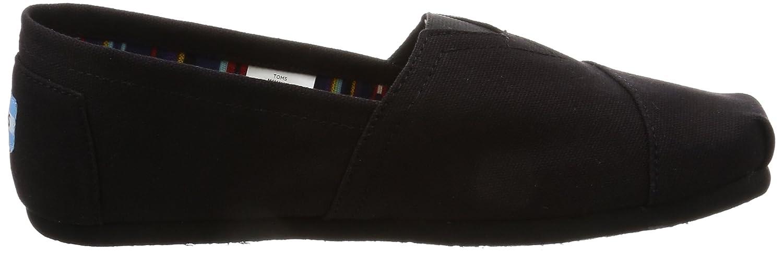 cf0c6d8498c TOMS Men s Classics Slip On Espadrille Optical White Canvas 6 UK  Amazon.in   Shoes   Handbags