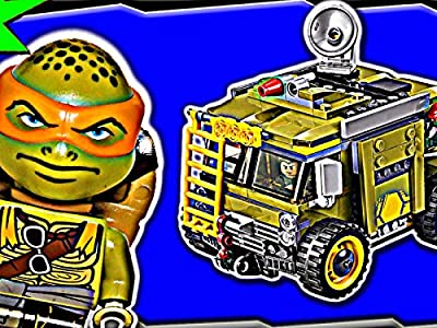 Clip: Turtle Van Takedown