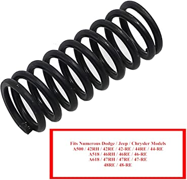 500 518 618 New 3-4 Accumulator Spring Fits Dodge Chrysler Jeep .126 Thickenss A