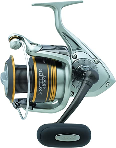 Daiwa Exceler Spinning Carrete Surf EXC4500T EXC 4500 T Agua ...