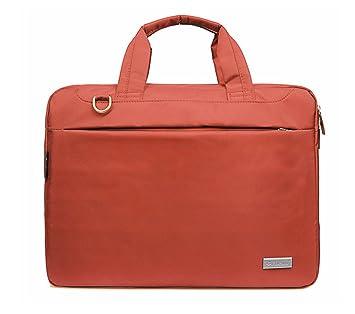 echofun tela de lona maletín bandolera para ordenador portátil bolsa caso bolsa protectora bolsa para 14 - 15,6 Pulgadas ...
