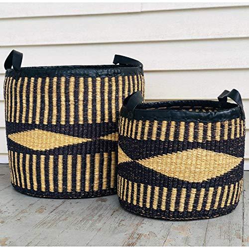 FairTale Bolga Basket Set from Bolgatanga, Ghana