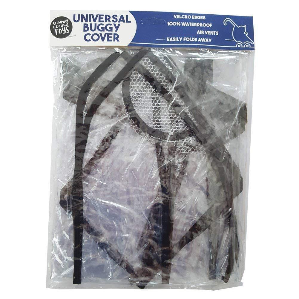 Newin Star Cochecito estándar Lluvia claro de la cubierta de PVC de bebé cochecito cubierta impermeable cochecito del paraguas polvo del viento cubierta del protector