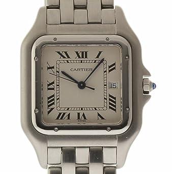 46696022f59d Cartier Panthere de Cartier Swiss-Quartz Female Watch W25032P5 (Certified  Pre-Owned)