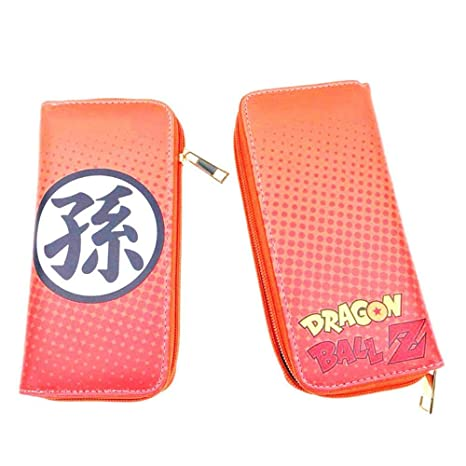 Billetera Wallet Purse Dragon Ball Mobile Phone Bag Super ...