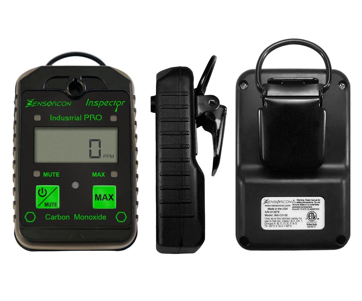 Digital Programmable Carbon Monoxide Monitor (CO Pro) by Sensorcon
