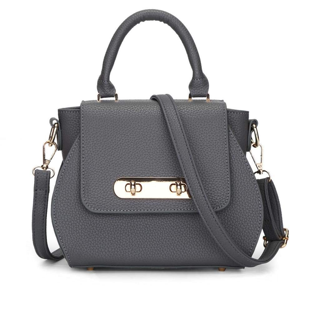 Damen Handtasche Dame Umhängetasche Lederhandtasche Umhängetasche