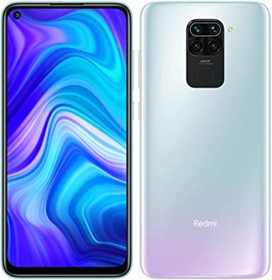 Xiaomi Redmi Note 9 Smartphone 4GB 128GB, 48MP Quad Camera, 6.53 ...