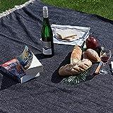 Good Gain Picnic Blanket,Large Picnic Handy Mat