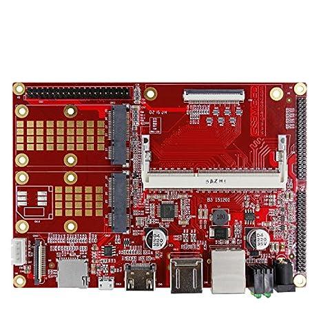 SBC6D5D X1-B3A iMX6 Dual board sabrelite board i mx6 Quad