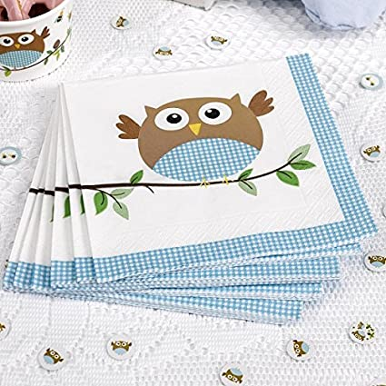 LUXURY PAPER NAPKINS Party Birthday Wedding Vintage Style Childrens Christmas