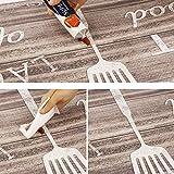 "LEEVAN Anti Fatigue Kitchen Floor Mat Set 17"" X"