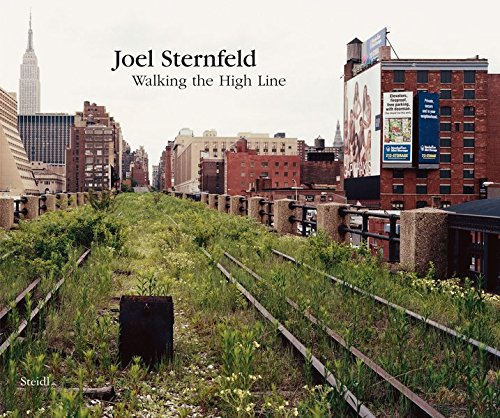 New York Elevated Railway - Joel Sternfeld: Walking the High Line
