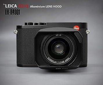 Sonnenblende Gegenlichtblende f/ür Leica 58mm