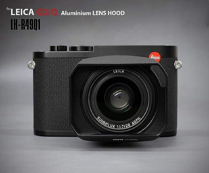 Lim S Gegenlichtblende Für Leica Q2 Typ 4889 Q Typ 116 Kamera