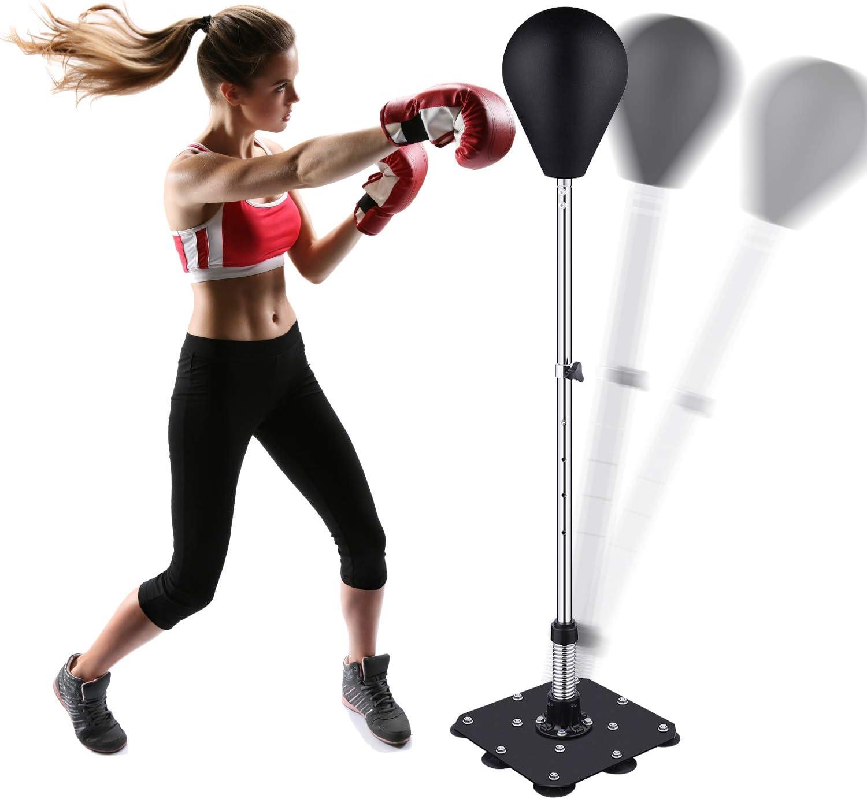 Punching Bag Kickboxing Punch Tool Boxing Training Equipment for Teens//Kids