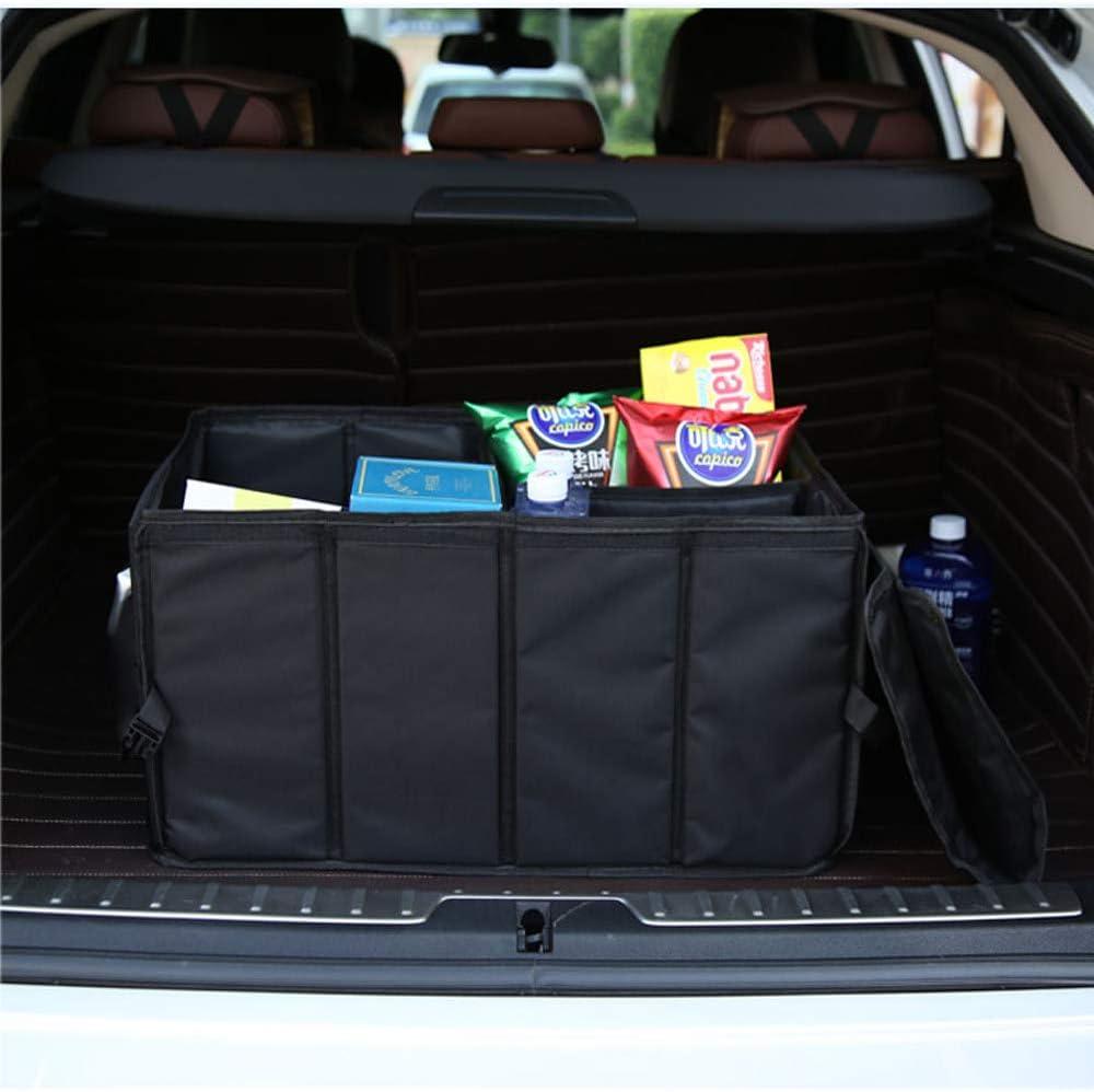 Caja Port/áTil Grande Y Plegable SUV Se Puede Usar para Auto wolfjuvenile Caja Organizadora Maletero Coche Salidas Y Opciones De Campamento,with-Cover Cami/óN Industrial