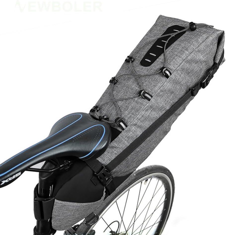 Bolsas Para Bicicletas Traseras Sillin Alforja Trasera Para Bolsa ...