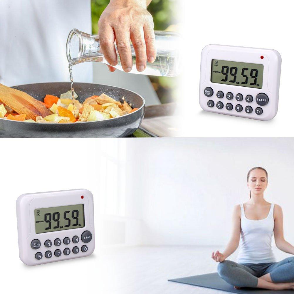 Compra CEEBON Temporizador de Cocina Digital Temporizador de ...