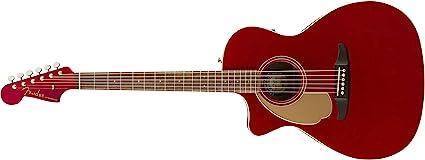 Guitarra Fender, Candy Apple Rojo: Amazon.es: Instrumentos musicales
