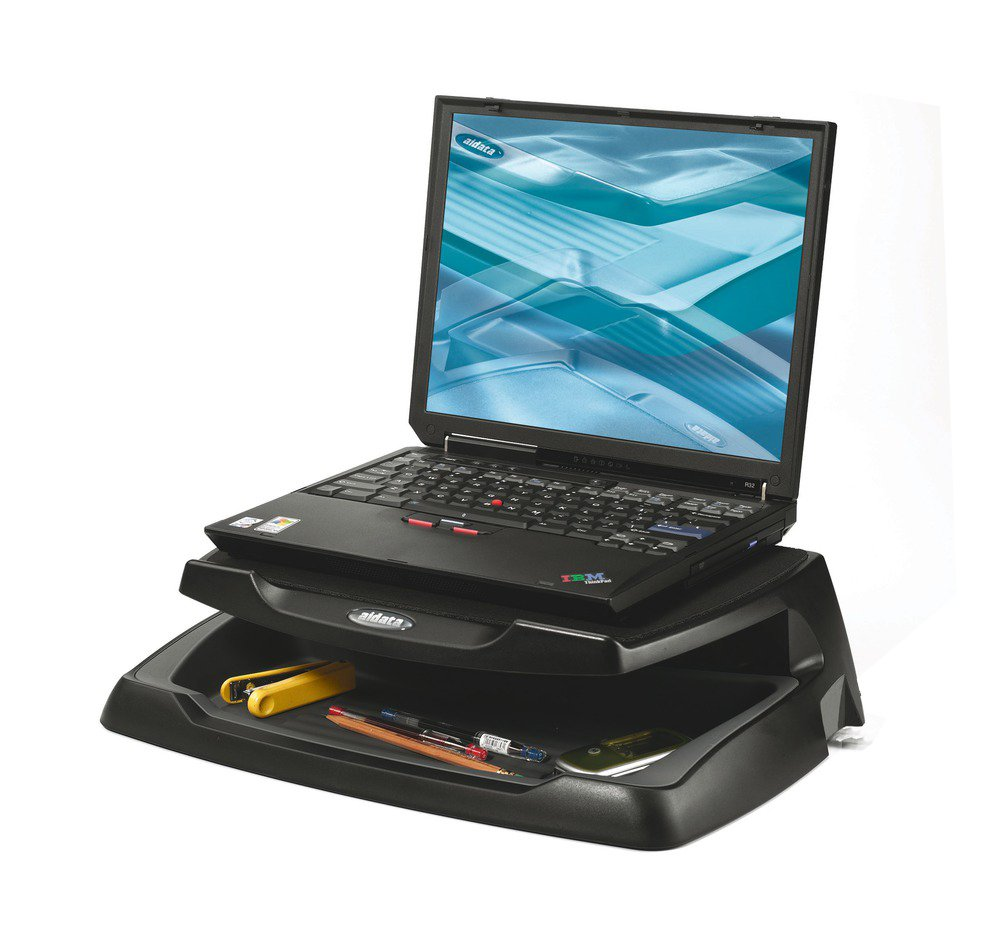 Q CONNECT LAPTOP AND LCD MONITOR STAND B00CJRMNFC