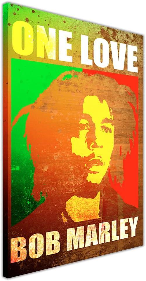 BUY 2 GET ANY 2 FREE BOB MARLEY JAMAICAN RASTA POP ART POSTER PRINT A4 A3