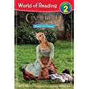 World of Reading: Cinderella Kindness and Courage: Level 2