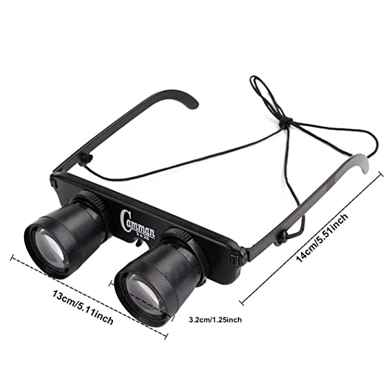 Amazon Com Gizhome Fishing Binoculars High Definition Portable