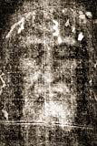 Laminated Shroud of Turin Face Detail Photo 24 x 36in