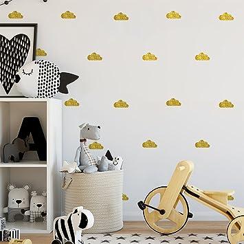 Reefa 28pcs Stickers Murale Autocollant Pour Salon Cuisine Et