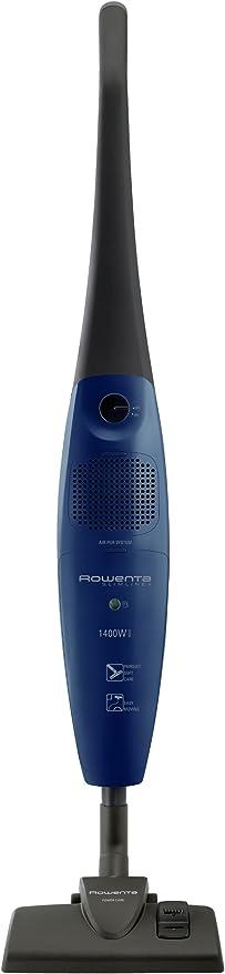 Rowenta RH7131 Sin bolsa 2L 1400W Azul aspiradora de pie y escoba eléctrica - Aspiradora escoba (Bolsa para el polvo, Azul, 2 L, Electrónico, 1400 W): Amazon.es: Hogar
