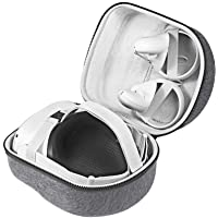 Esimen Hard Carrying Case for Oculus Quest/Quest 2 VR Gaming Headset and Controllers 64GB 128GB 256GB Protective Storage…