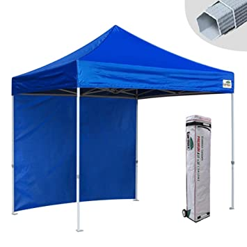 Eurmax Premium 10x10 Commercial Grade Outdoor Blue Easy Pop up Canopy  sc 1 st  Amazon.com & Amazon.com : Eurmax Premium 10x10 Commercial Grade Outdoor Blue ...